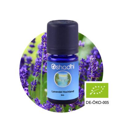 Ätherisches Öl Lavendel Hochland bio