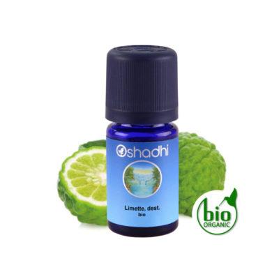 Ätherisches Öl Limette, dest bio