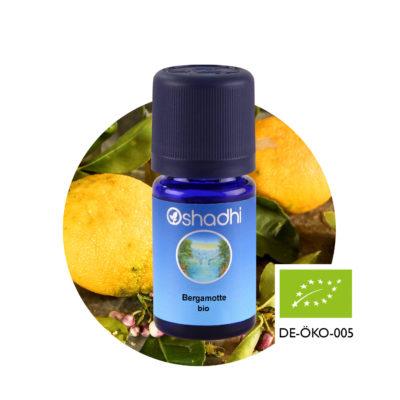 Ätherisches Öl Bergamotte Bio