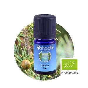 Ätherisches Öl Cadeholz bio