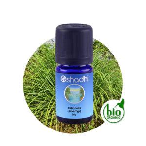 Ätherisches Öl Citronella (Java-Typ) bio