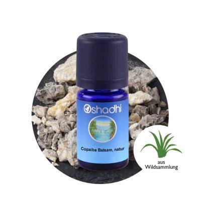 Ätherisches Öl Copaiba Balsam, natur