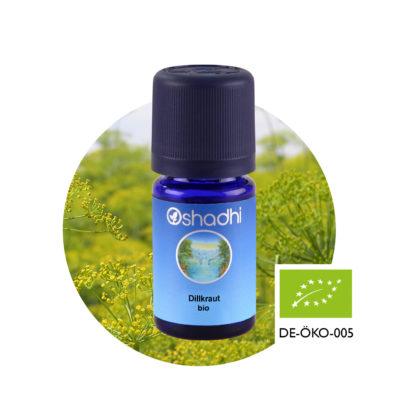Ätherisches Öl Dillkraut bio