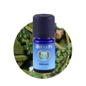 Ätherisches Öl Pfeffer grün