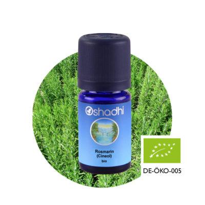 Ätherisches Öl Rosmarin (Cineol) bio