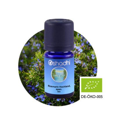 Ätherisches Öl Rosmarin Hochland, spanisch bio