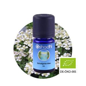 Ätherisches Öl Schafgarbe blau bio