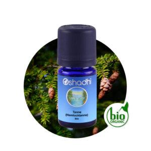 Ätherisches Öl Tanne (Hemlocktanne) bio