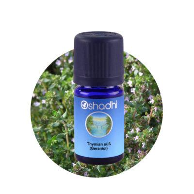 Ätherisches Öl Thymian süß (Geraniol)