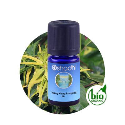 Ätherisches Öl Ylang Ylang komplett bio