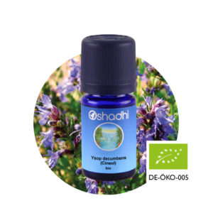 Ätherisches Öl Ysop decumbens (Cineol) bio