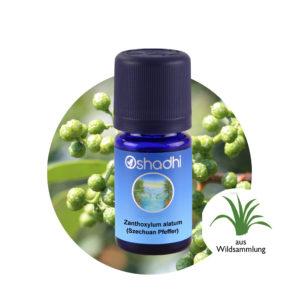 Ätherisches Öl Zanthoxylum alatum (Szechuan Pfeffer)