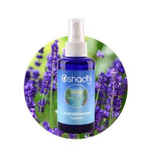 Lavendelwasser, Lavendel Hochland bulgarisch bio - Pflanzenwasser, Hydrolat