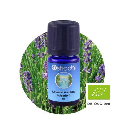 Lavendelöl, Lavendel Hochland bulgarisch bio - Ätherisches Öl