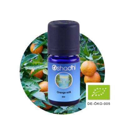 Orangenöl, Orange süß bio - Ätherisches Öl