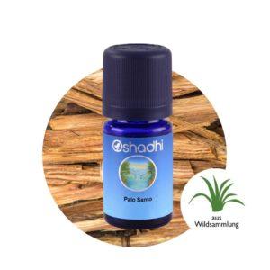 Palo Santo, Heiliges Holz - Ätherisches Öl