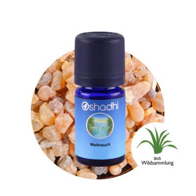Weihrauchöl, Weihrauch - Ätherisches Öl